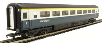 Hornby: BR Mk.3 First Open 'W41033' FO Intercity Blue Grey