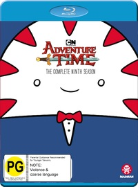 Adventure Time - The Complete Ninth Season on Blu-ray