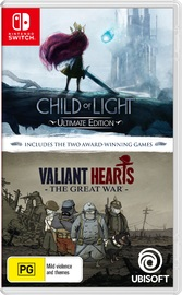 Child of Light + Valiant Hearts for Switch