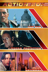 Mega Action Box (3 Disc Box Set) on DVD