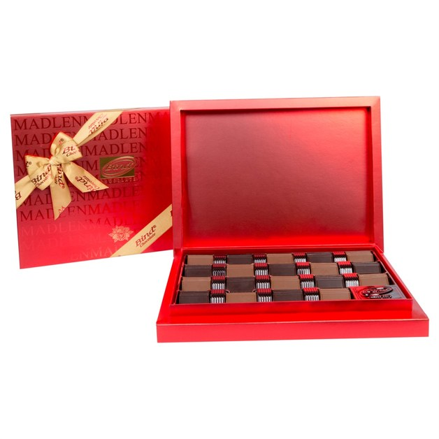 Bind Chocolates: Carres Red Box (370g)