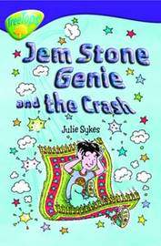 Oxford Reading Tree: Level 11b: Treetops: GEM Stone Genie - The Crash by Julie Sykes image