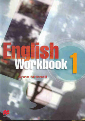 English Workbook by Anne Mitchell image
