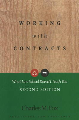Working with Contracts by Charles M. Fox image