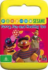 Play With Me Sesame - Furry, Fun And Healthy Too on DVD