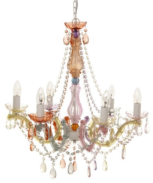 Leitmotiv gypsy chandelier pastel princess images at mighty ape nz leitmotiv gypsy chandelier image mozeypictures Images