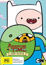 Adventure Time: Finn The Human - Collection 8 on DVD