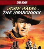 The Searchers on HD DVD