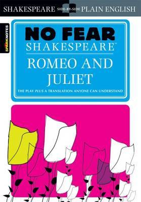 Romeo and Juliet (No Fear Shakespeare) by Sparknotes image