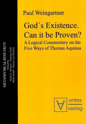 five ways to prove existence of god by mans intellect Many people claim that you cannot 'prove' god exists  here's 5 proofs for the existence of god by the way les.