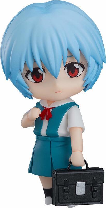 Evangelion: Rei Ayanami - Nendoroid Figure