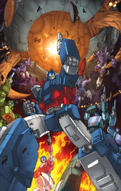 The Transformers Animated Movie Adaptation by Bob Budiansky image