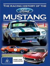 The Racing History Of The Australian Ford Mustang on DVD