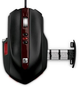 Microsoft SideWinder Gaming Mouse Black USB