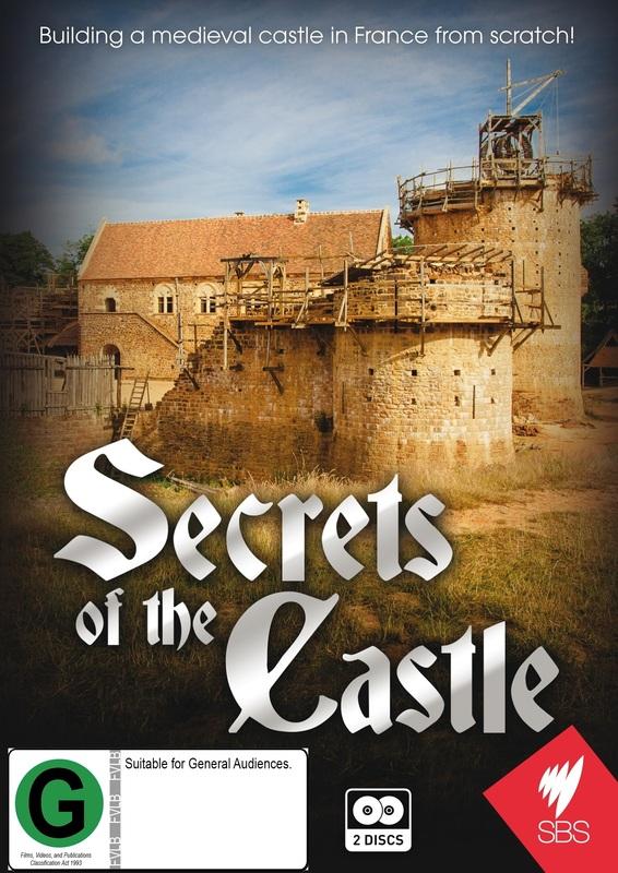 Secrets Of The Castle on DVD