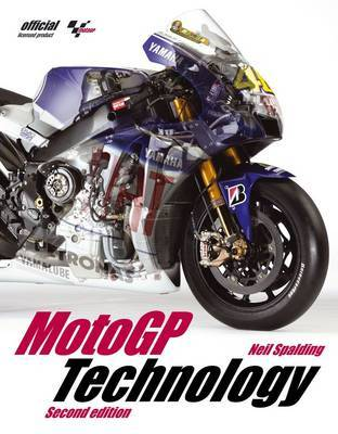 MotoGP Technology by Neil Spalding image