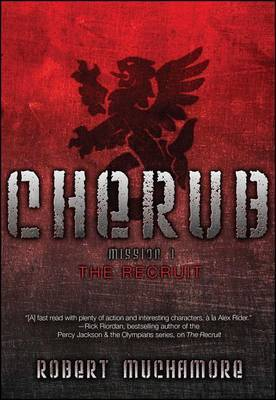The Recruit (CHERUB #1) by Robert Muchamore image