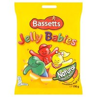 Bassetts Jelly Babies (190g)