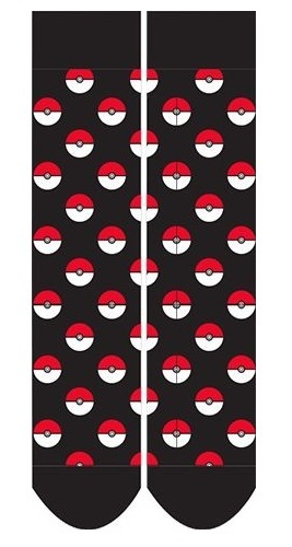 Pokemon: Pokeball - Pattern Socks image