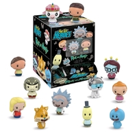 Rick and Morty: Pint Size Heroes - Mini-Figure (Blind Box)