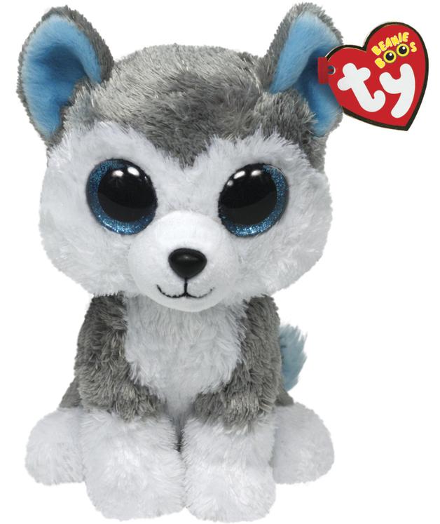 Ty Beanie Boo: Slush Dog - Medium Plush