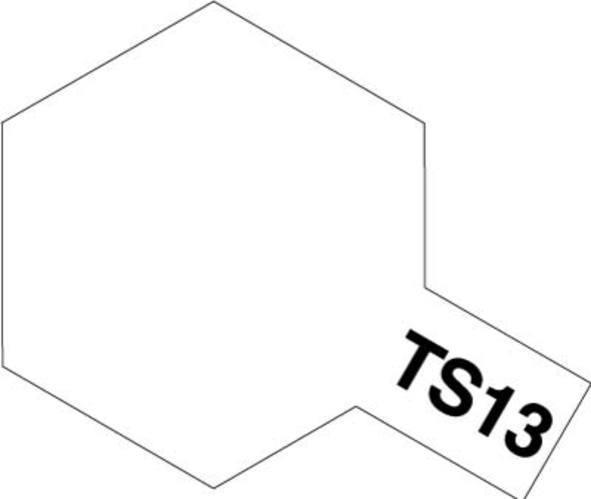 Tamiya TS-13 Clear - 100ml Spray Can