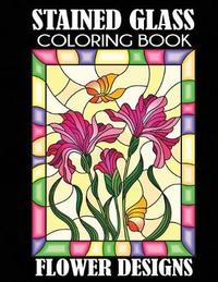 Stained Glass Coloring Book by Creative Coloring