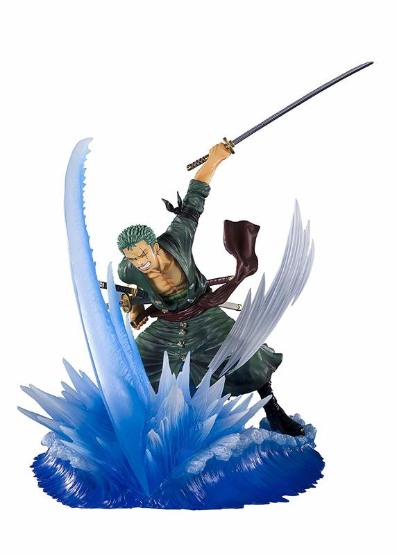 FiguartsZero One Piece: Roronoa Zoro Yakkodori - PVC Figure