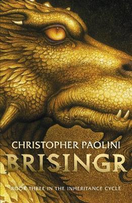 Brisingr (Inheritance Cycle #3) (UK Ed.) by Christopher Paolini