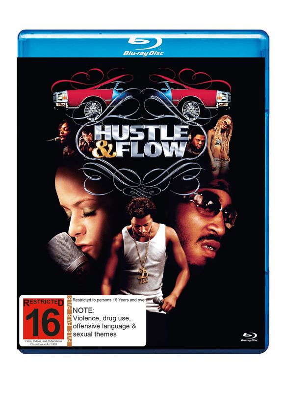 Hustle And Flow on Blu-ray