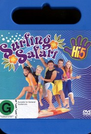 Hi-5 - Surfing Safari on DVD image