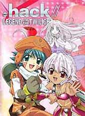 .hack//Legend Of The Twilight Vol 1 on DVD