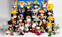 "Raving Rabbids Invade the World 3"" Mini Figure (Blind Bag) image"
