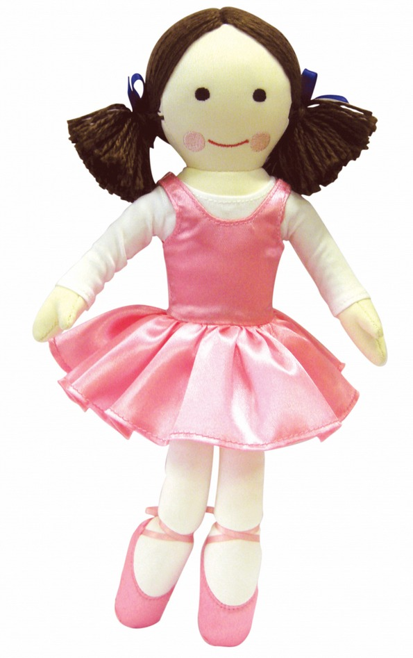 Play School - Jemima Ballerina Plush image