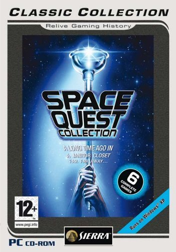 Space Quest Collection for PC Games