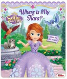 Sofia the First: Where Is My Tiara? (Open Door Book)
