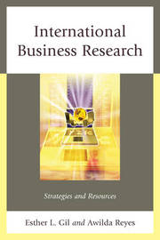 International Business Research by Esther L. Gil