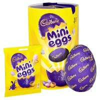 Cadbury: Mini Eggs Easter Egg - Large (307g)