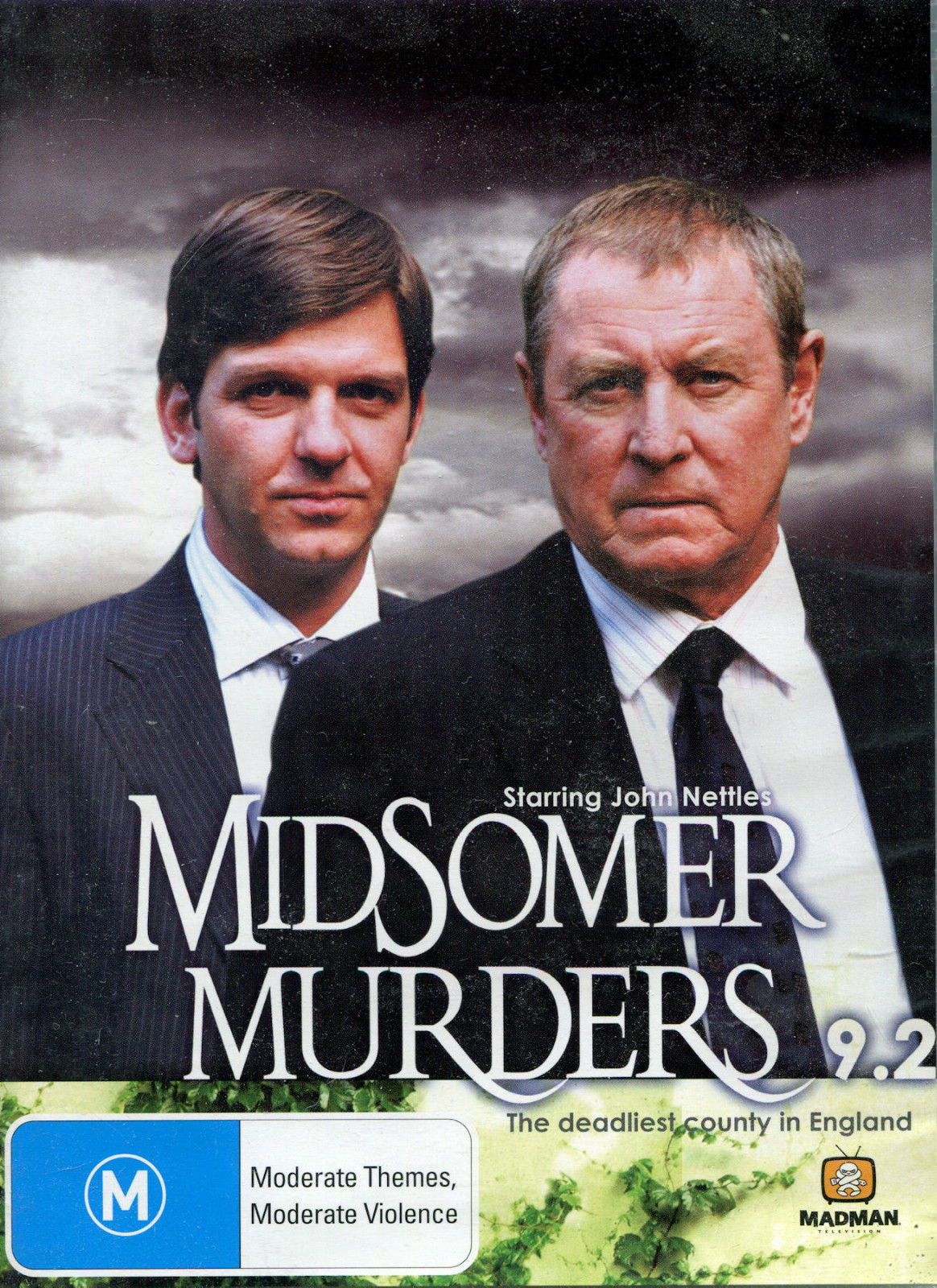 Midsomer Murders - Season 9 Part 2 on DVD image