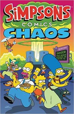 Simpsons Comics - Chaos by Matt Groening