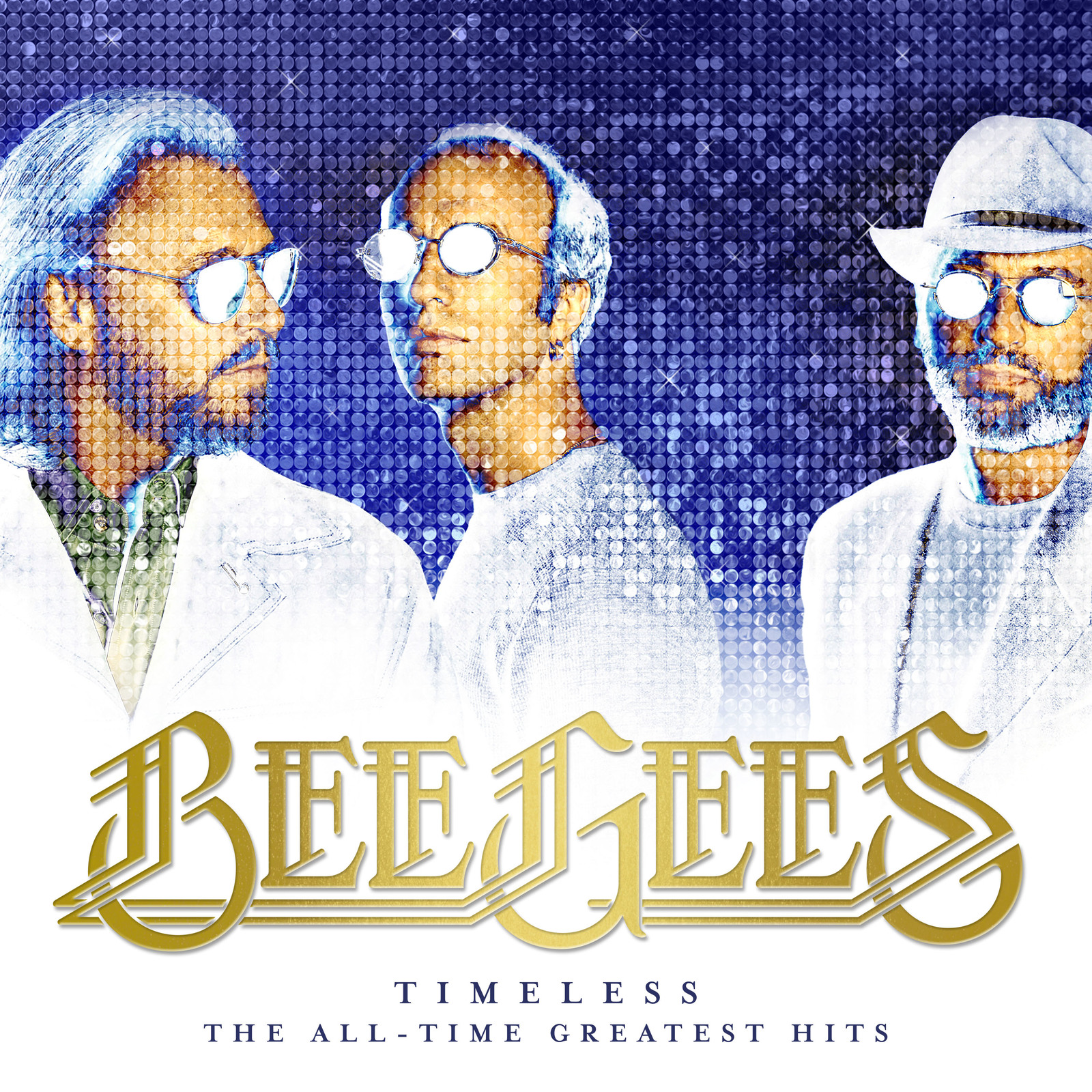 Timeless - The All Time Greatest Hits by The Bee Gees image