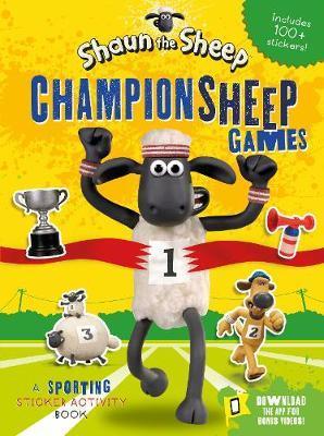 Shaun the Sheep Championsheep Games by Aardman Animations Ltd
