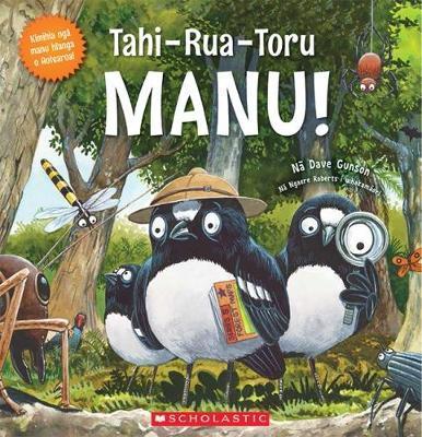 Tahi-Rua-Toru MANU! by Dave Gunson image