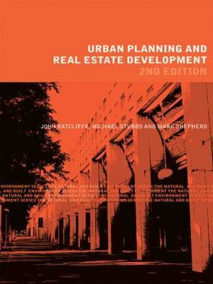 Urban Planning and Real Estate Development by John Ratcliffe image