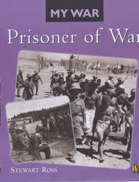 My War: Prisoner Of War by Stewart Ross image