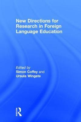 New Directions for Research in Foreign Language Education image