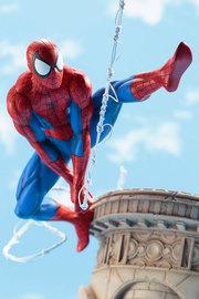Marvel: 1/6 Spider-Man (Webslinger Ver.) - PVC Artfx Figure