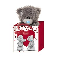 Me To You Valentines - Bear In Bag With Love - M5