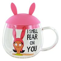 Bob's Burgers - Louise Glass Mug