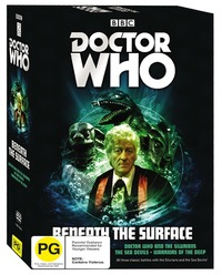 Doctor Who: Beneath the Surface on DVD